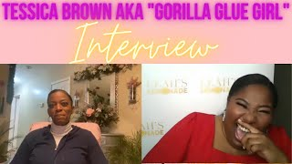 Tessica Brown Talks About Life Before Gorilla Glue Accident, Go Fund me Holding Her Money, & More!