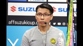 HLV Malaysia: 'Tôi sẽ dùng Cheng Hoe-ball để đánh bại Việt Nam' | Chung kết AFF Cup 2018