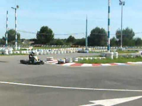 Karting Mania Alcudia 2011 Action Youtube