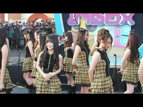 JKT48 Team K3  Eien Pressure  @ Stadion Pakansari
