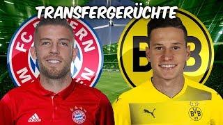 Alderweireld zu den Bayern ? | Draxler zum BVB ? | Transfers und Transfergerüchte 2018/19