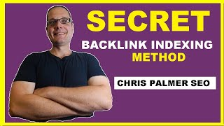 How to Index Backlinks : Backlink Indexing SEO Tip