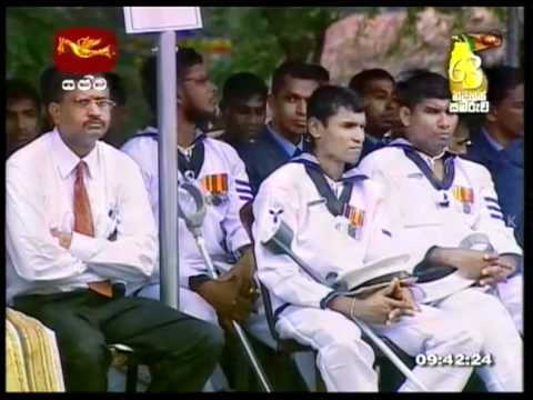 63rd Independence Day Ceremony of Democratic Socialist Republic of Sri Lanka, Live From Kataragama