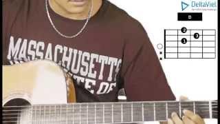 Sách tự học Guitar Đệm Hát (Lê Vũ Acoustic) - Bài 02 - Hợp âm