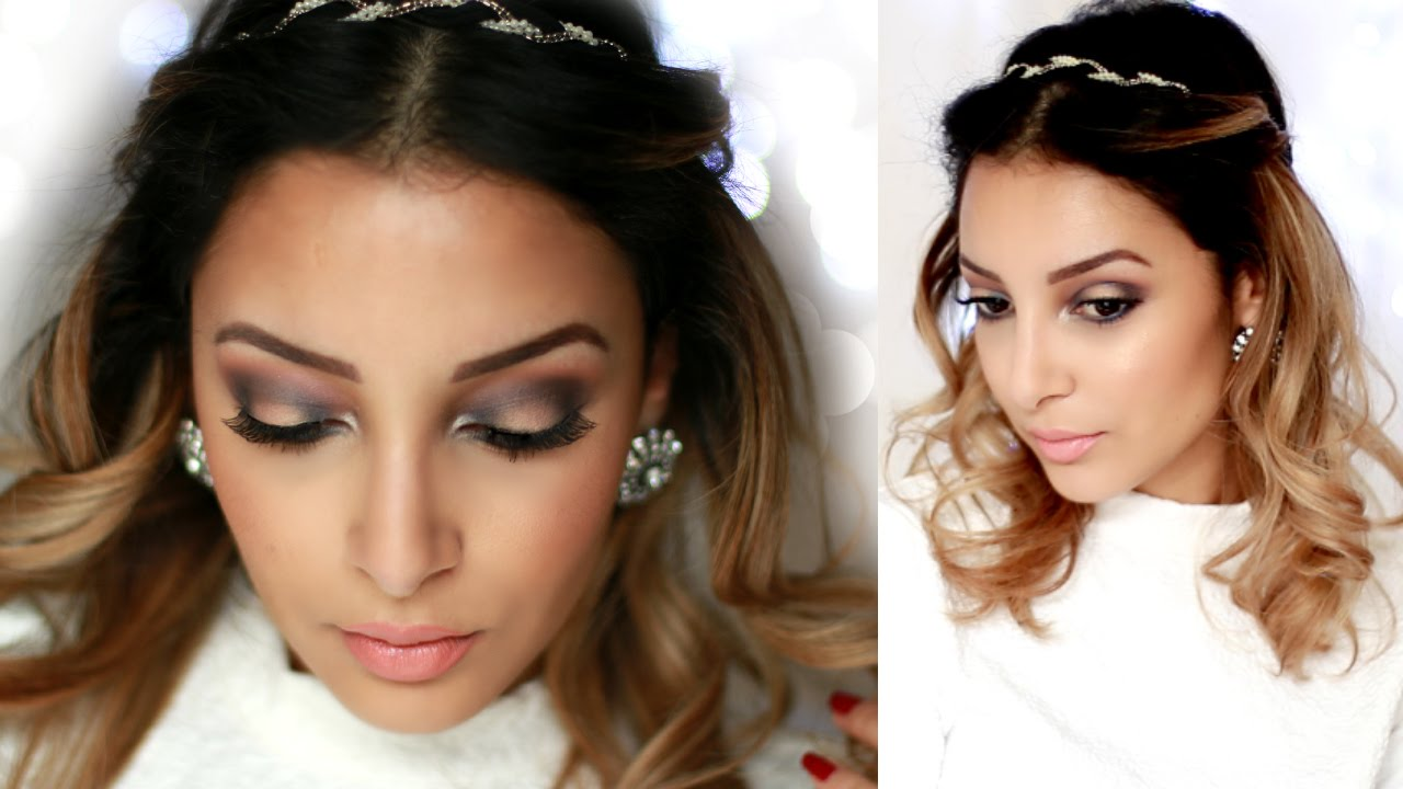 Souvent Look Mariage⎮Ondulations So curls et Make Up Printanier ❀ - YouTube RK08