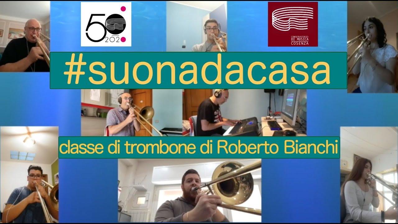 """CLASSE DI TROMBONE CONSERVATORIO """"STANISLAO GIACOMANTONIO ..."""