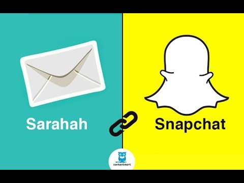 how to find out who messaged sarahah