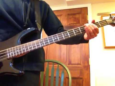 Sweet Jane bass cover