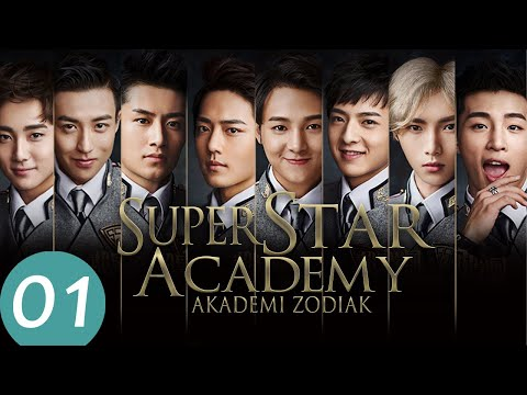 Super Star Academy (Akademi Zodiak)  Ep.01 |   超星星学园 | WeTV 【INDO SUB】
