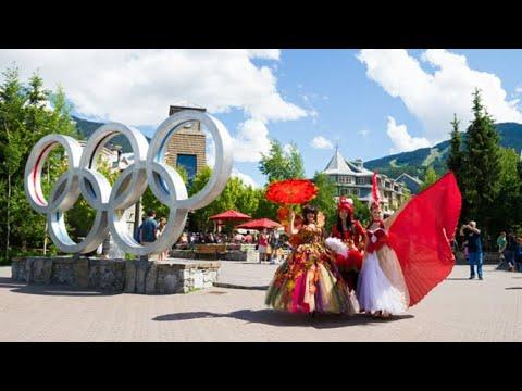 Whistler Village, Whistler, B.C. Canada | Walking Tour