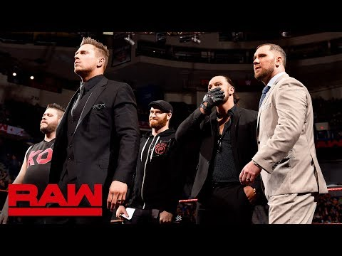 The Miz is headed to SmackDown LIVE: Raw, April 16, 2018