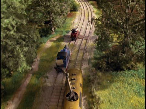 Thomas and the Magic Railroad sound effects: The Chase