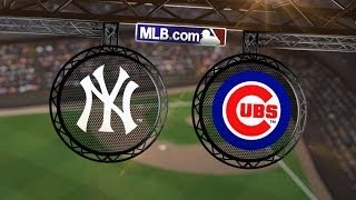5/21/14: Yankees outlast the Cubs in extras