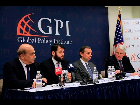 GPI Panel Discussion // US - Turkey Relations: A Clean Slate? // Video // February 2, 2017