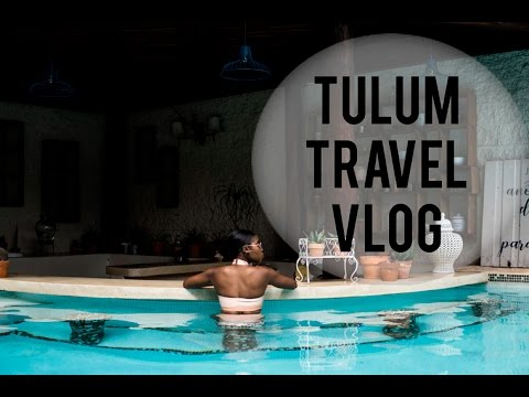 TULUM Travel Vlog & Travel Guide : MEXICO