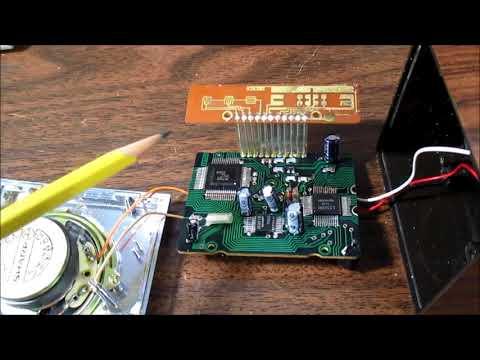 Micronta Vox Clock 2 teardown and repair attempt