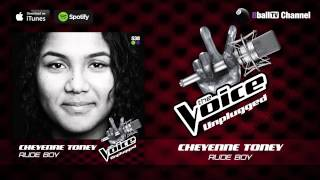 Cheyenne Toney - Rude Boy (Official The Voice Unplugged Audio)
