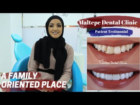 Veneers Turkey / The Perfect Smile, Patient Review | Maltepe Dental Clinic
