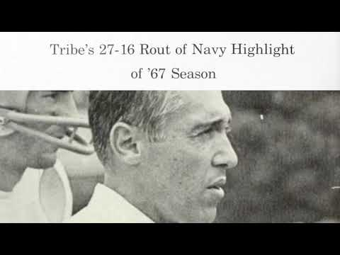 50 years ago: Tribe stuns Navy