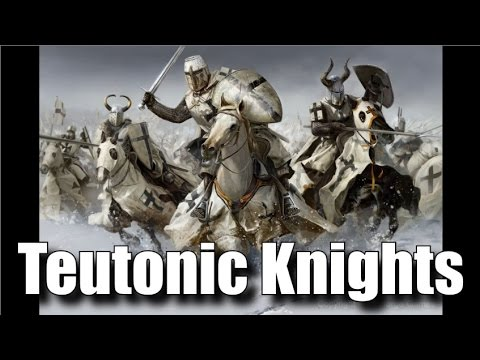 The Teutonic Knights - Historical presentation