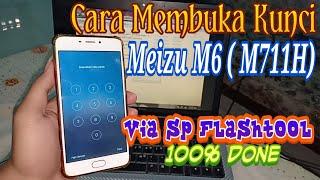 Cara Mengatasi Hp Meizu M6 ( M711H) Lupa Sandi / Botloop 100