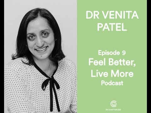 #9 Childhood Obesity and Fussy Eating with Dr Venita Patel