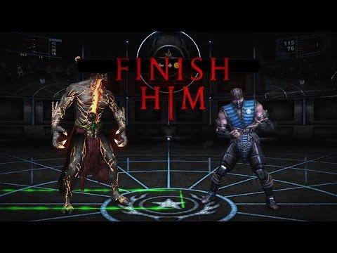 Baraka, Rain, Sindel, Tanya, Corrupted Shinnok How to play? [MOD FULL GUIDE] - Mortal Kombat X (PC)