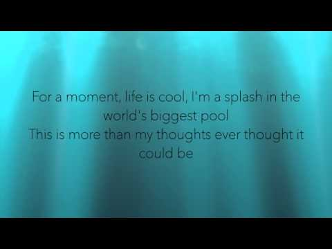 The Little Mermaid - For A Moment w/ Lyrics