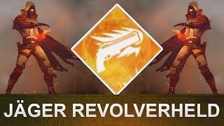 DESTINY 2 Gunslinger / Revolverheld Skillbaum (Deutsch/ German)