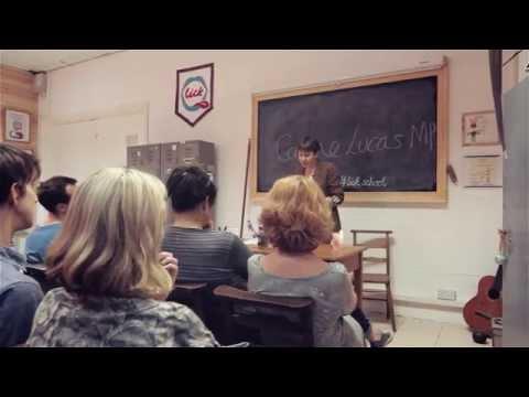 Lick School - 'Fighting for Hope' by Caroline Lucas