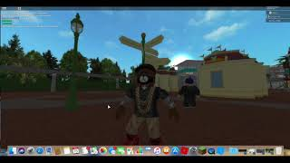 Me and Fan go to Disney world!! #roblox