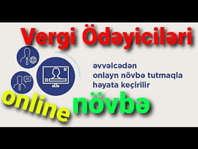 Vergiler Nazirliyi Online Novbe Vergilər Nazirliyi Onlayn Online Novbə Goturmək Youtube