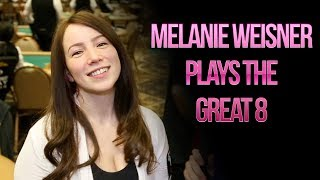 The Great 8 with Melanie Weisner