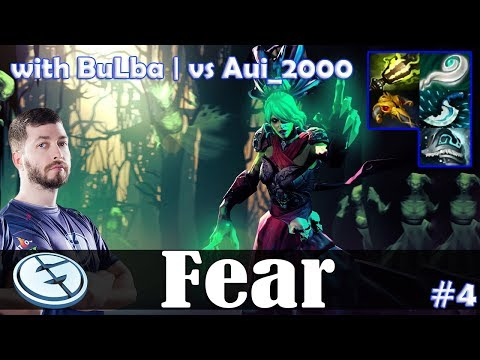 Fear  Death Prophet MID  with BuLba  vs Aui_2000 7.08 Update Patch  Dota 2 Pro MMR Gameplay 4