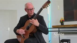 Apache (Jerry Lordan) - Danish Guitar Performance - Soren Madsen