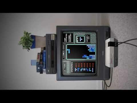 First Person Tetris /tosmart