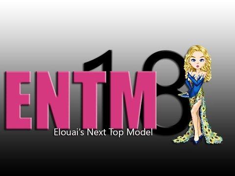 """Elouai's Next Top Model Cycle 18 Episode.6 """" Earring Drama"""""""