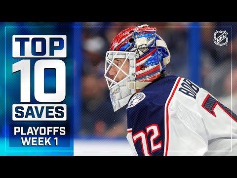 Top 10 Saves of the Week: Playoffs Week 1