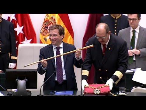 بعد اتفاق مع اليمين المتطرف.. المحافظون في إسبانيا يستعيدون بلدية مدريد …  - 22:53-2019 / 6 / 15