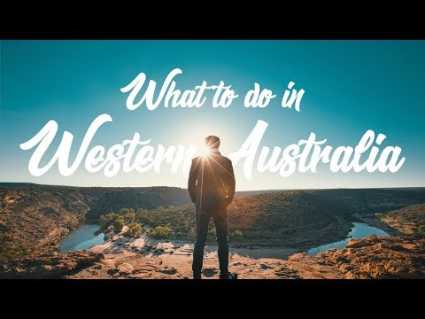 What to do in Western Australia (not just Perth) - Travel short film