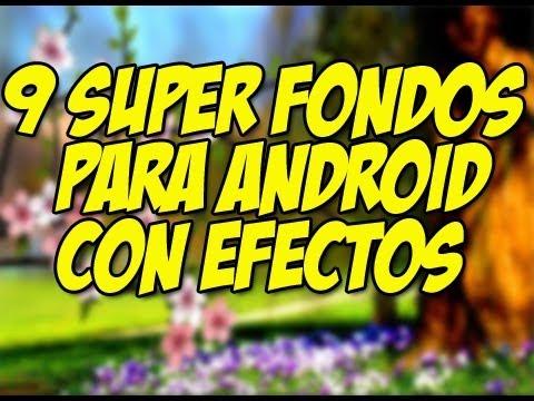 0e820494dc1 9 Fondos de pantalla GRATIS con EFECTOS Spring Flowers 3D - YouTube
