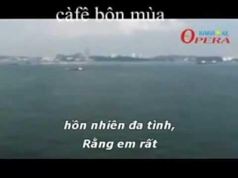 canh buom phieu du karaoke beat