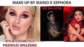 BEZ ŚCIEMY Kolekcja Pędzli Makeup by Mario x Sephora + Kylie Cosmetics