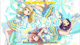 Tokyo 7th sisters -- YELLOW -- Le☆S☆Ca