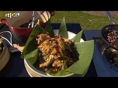 Recept: Indonesische kip kenarie - KOFFIETIJD