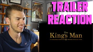 The King's Man (2020) - Trailer Reaction
