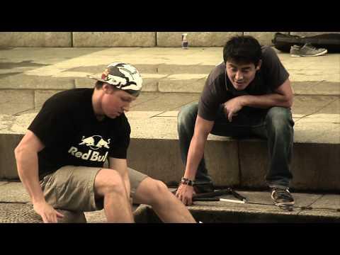 Red Bull South Korea Launch 2011 - Cheonggyecheon Wakeboard