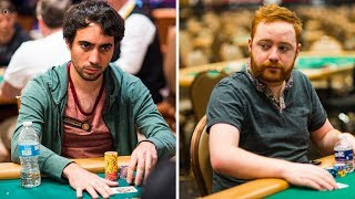 Niall Farrell Slow Rolls Michael Gagliano in $10k Heads-Up