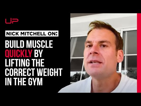 Weight Training Basics: Choosing the right weight