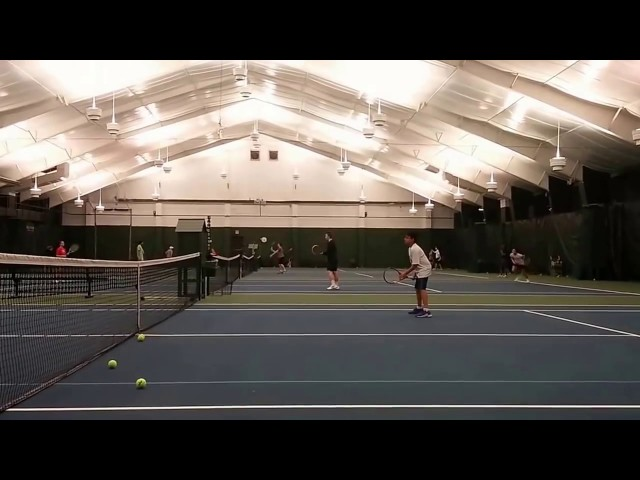 Tennis Doubles Strategy for Beginners, Advanced and All Tennis Levels